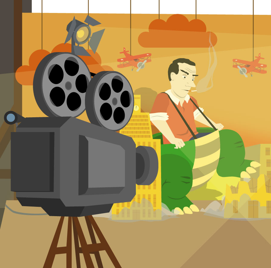 animation production - production process