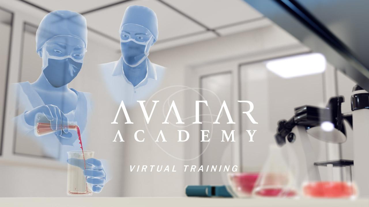 Avatar Academy - VR training
