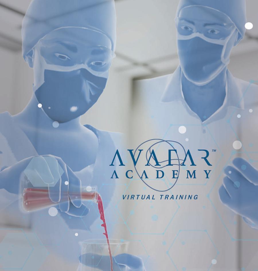 Avatar Academy Lab/logo